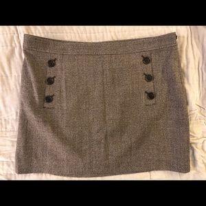 Banana Republic Tweed Skirt - Size 14